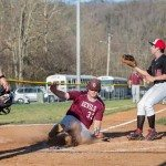 Maroon Devils Pound Out 12 Hits on Way to 9-3 SMC Win