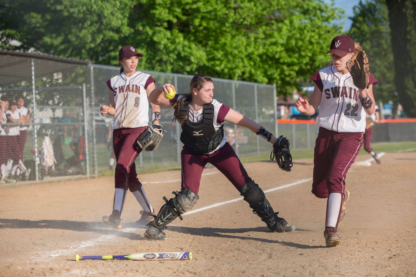 Lady Devils Season Ends at East Surry