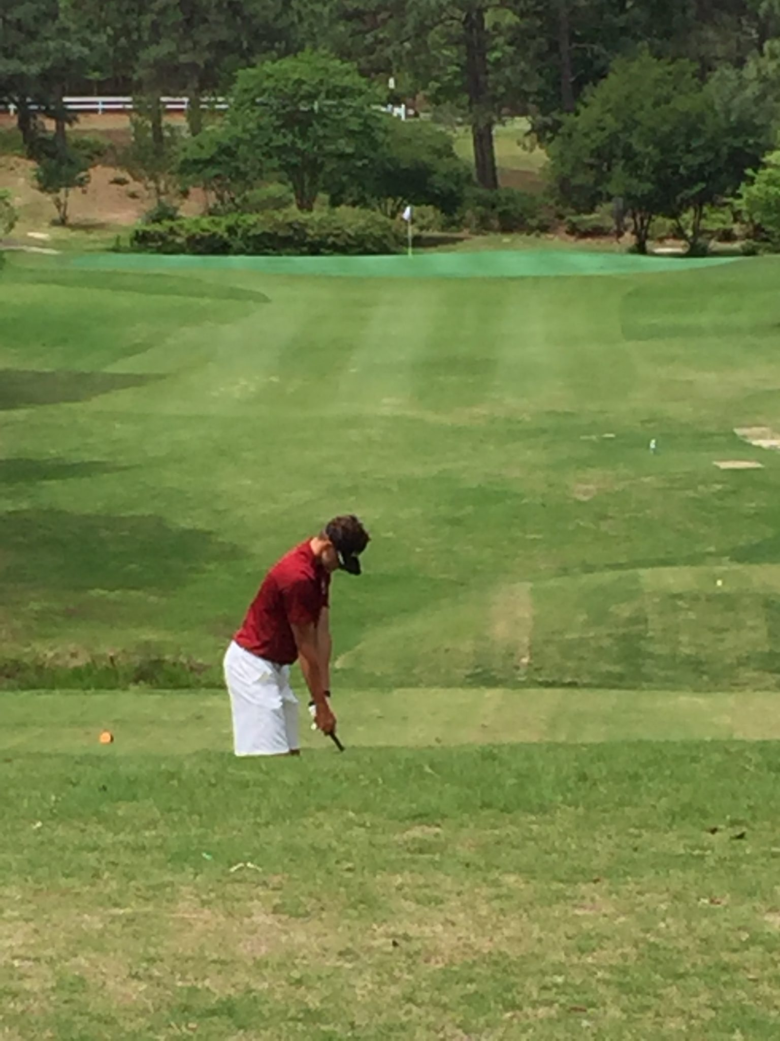Shuler Finishes 2nd at NCHSAA Golf Championships