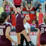Bulldogs Down Swain in Straight Sets