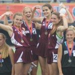 Girls 4×800 Relay State Champions as Lady Devils Place 3rd at State Championships