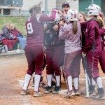 Lady Devils Smash 4 Home Runs on Way to 16-2 Win