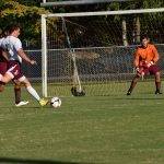 Physical Soccer Game Against Murphy Ended In a Loss