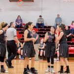 Lady Devils Roll to Season High 86 Points in Win