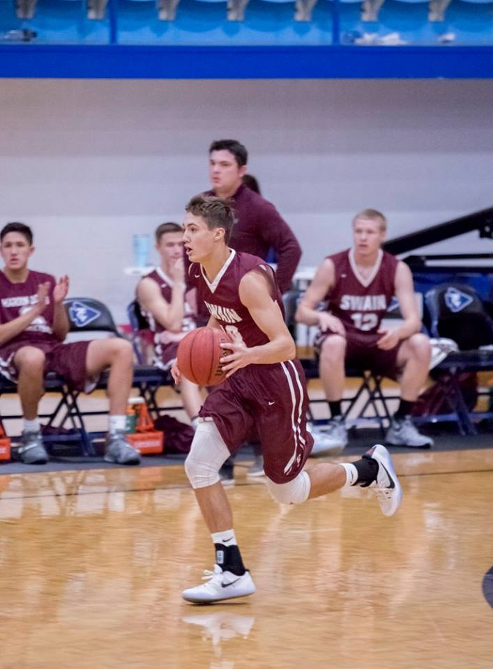 Maroon Devils Cruise to Easy 73-40 Win