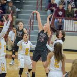 Lady Devils Fall in SMC Tourney, Now Must Await Playoff Fate