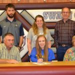 Taylor Medlin Signs With Mars Hill