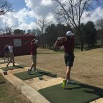Maroon Devils Out Front After Round 1